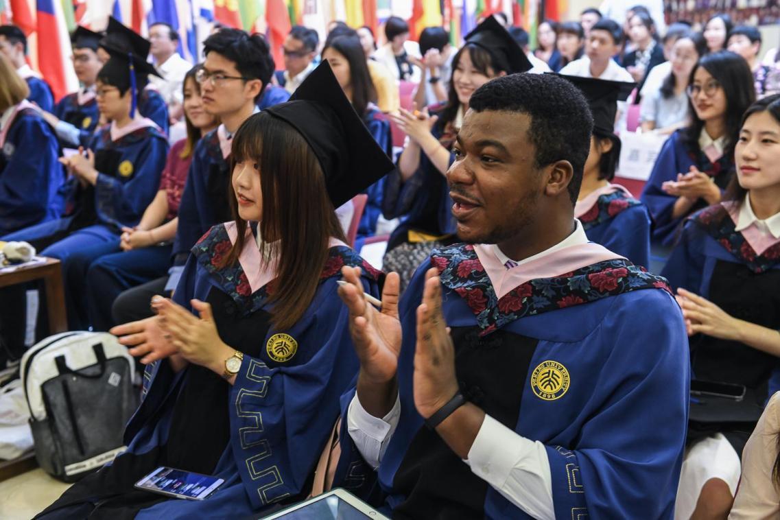 2021优秀留学生毕业生|求学燕园知愈明阅读中国行愈笃——记燕京